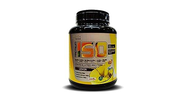 ISO PREMIUM (Limón, 1 kg.): Amazon.es: Salud y cuidado personal