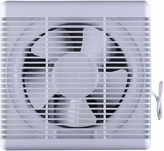La energía Baja Cocina baño silenciosa Campana extractora 295 mm con extracción de ventilación de cordón/Volumen de Aire: 800m³ / h,35W: Amazon.es: Hogar