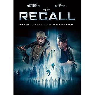 Book Cover: The Recall