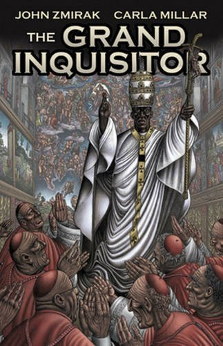 The Grand Inquisitor (Crossroad Book)