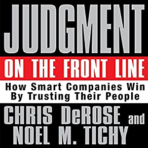 Judgment on the Front Line Audiobook