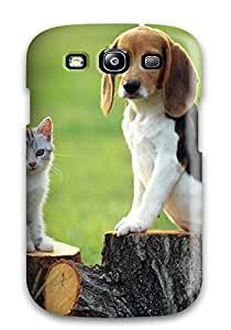 Tpu Shockproof/dirt-proof Beagle Dog Cover Case For Galaxy(s3) Sending Free Screen Protector
