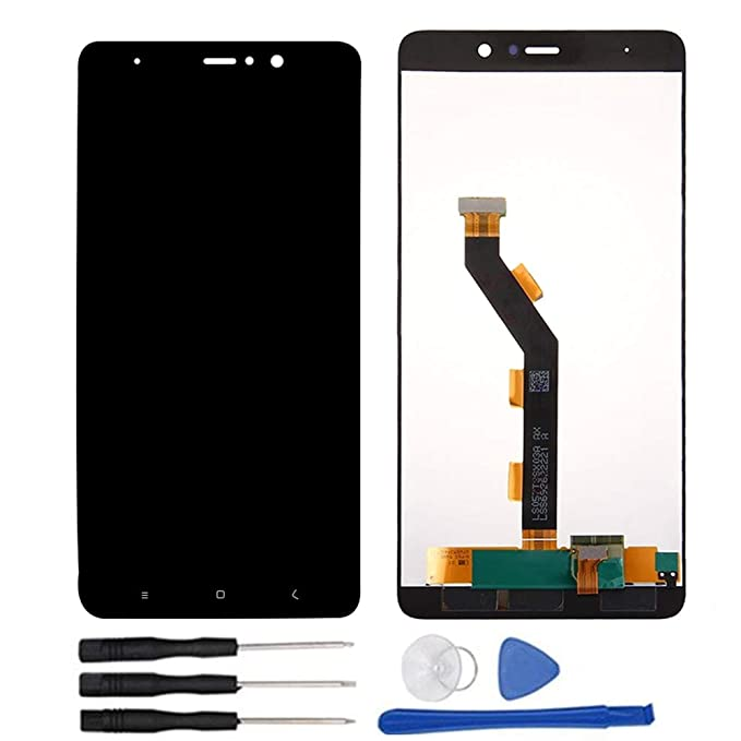 Asamblea Pantalla LCD Pantalla Táctil Vidrio para Xiaomi Mi 5S ...