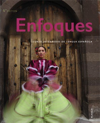 Enfoques. 2nd ed, student activities manual answer key: blanco.