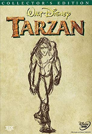 Tarzan Collector's Edition (2-Disc DVD Edition) from Disney