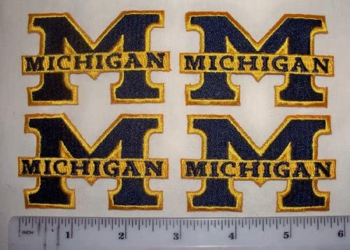 Pack University Michigan Wolverines inches product image