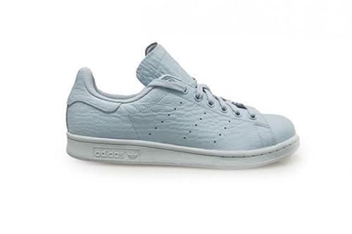Adidas Womens - Stan Smith W - Blue - UK 6.5  Amazon.co.uk  Shoes   Bags 1d3725b391