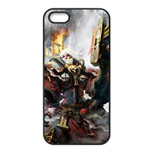 Sisters Of Battle Warhammer 0 Game iPhone5s Cell Phone Case Black persent xxy002_6063449