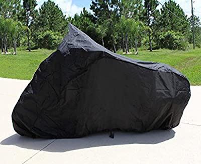 Super Heavy-heavy Duty Bike Motorcycle Cover Harley Davidson Road King Flhri