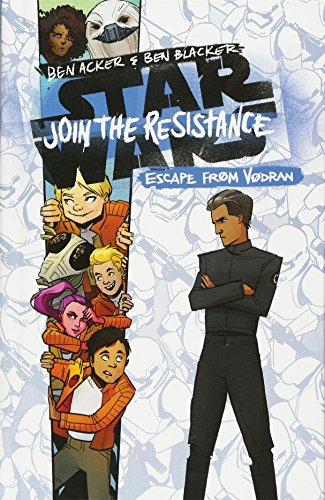 Star Wars  Join The Resistance Escape From Vodran   Book 2