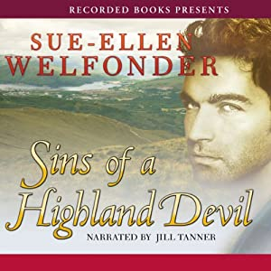 Sins of a Highland Devil Audiobook