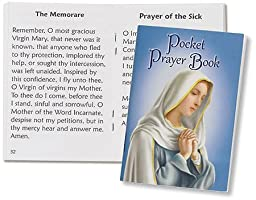 Contemporary Cover Pocket Prayer Book Paperback 64 pgs, 2 1/2 x 3 3/8\