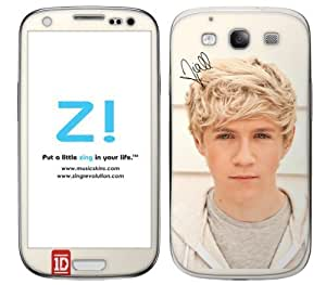 Zing Revolution MS-1D50415 1D - Niall Cell Phone Cover Skin for Samsung Galaxy S 3