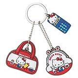 Sanrio Hello Kitty key chain retro pop From Japan New