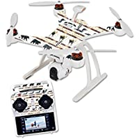 Skin For Blade Chroma Quadcopter – Lodge Stripes | MightySkins Protective, Durable, and Unique Vinyl Decal wrap cover | Easy To Apply, Remove, and Change Styles | Made in the USA