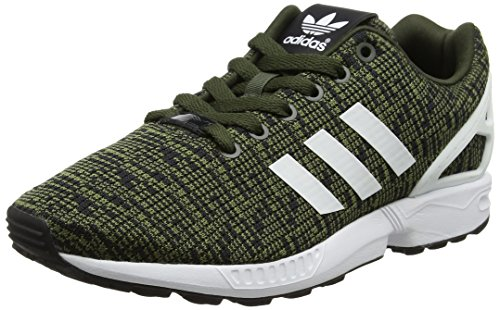 White ZX Verde Core adidas Black Footwear Cargo Sneaker Uomo Flux Night 7nw8R