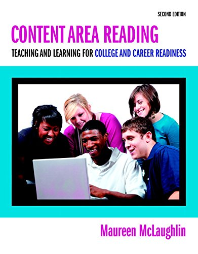 Content Area Reading: Teaching and Learning for College and Career Readiness, Pearson eText with Loose-Leaf Version -- Access Card Package (2nd Edition)