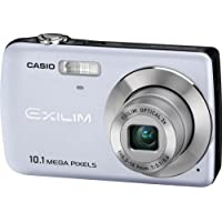Casio EX-Z33BE 10.1MP Digital Camera with 3x Optical Zoom and 2.5 inch LCD (Blue) Noticeable Review Image