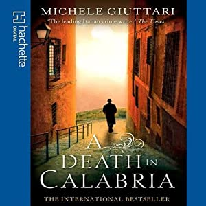 A Death in Calabria Audiobook