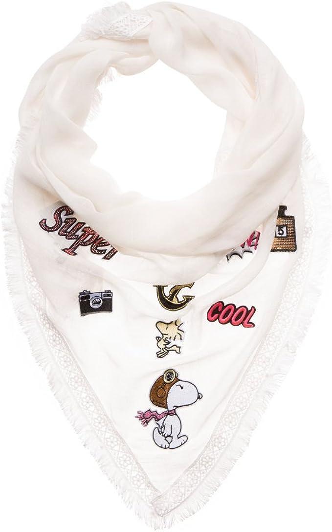 Codello Damen Pullover mit Peanuts Snoopy und Sternen