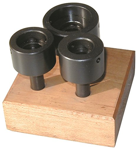 HHIP 3900-0223 3-Piece Floating Die Holder Set