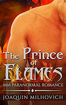 Download for free The Prince of Flames: MM Paranormal Romance