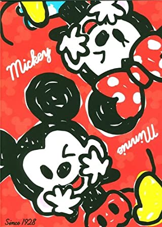 Notebook Exercise Book Mickey Minnie Mouse Disney
