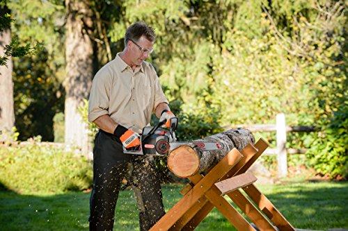 Oregon Cordless 16-inch Self-Sharpening Chainsaw