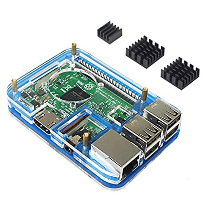 Starter para Raspberry Pi3 Modelo B Pia 2 Kit de funda (7 ...
