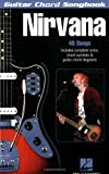 Nirvana Guitar Chord Song Book (Guitar Chord Songbooks)