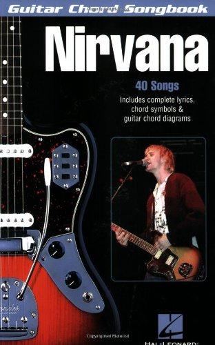 1989 Music Book - Nirvana (Guitar Chord Songbooks)