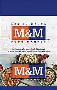 M&M Food Market Gift