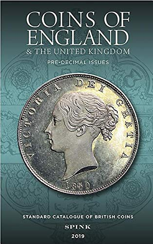 Coins of England & The United Kingdom (2019) (English Coins)