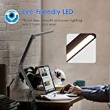 Swing Arm Lamp, LED Desk Lamp with Clamp, 9W