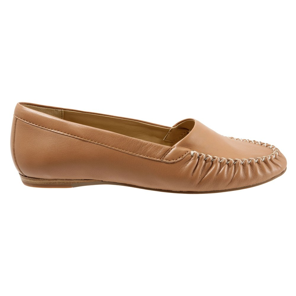 Trotters Frauen Loafers Nappa Tan Soft Nappa Loafers Leder 4c9f34