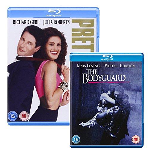 Pretty Woman - The Bodyguard - 2 Movie Bundling Blu-ray