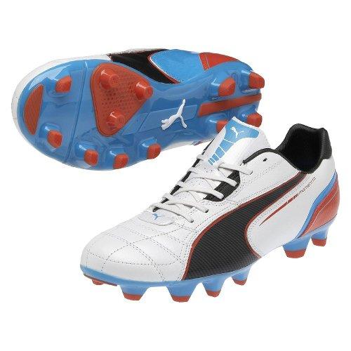 football Momentta blanc Puma homme Chaussures Fg de noir faxpTw