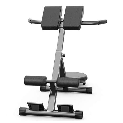 Bancos ajustables Silla romana plegable silla de ejercicios multifunción máquina de torsión cabra cintura equipo de