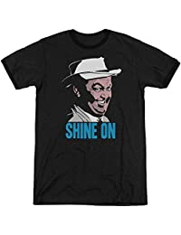 Andy Griffith Shine On Unisex Adult Ringer T Shirt For Men and Women