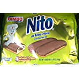 BIMBO Nito cream filled sweet roll 8.75oz