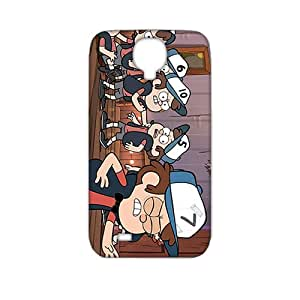 Gravity Falls Fight Club poster by 3D Phone Case for Samsung S4