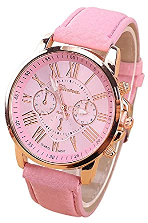 item relogio watch women ladies pink steel hot watches stainless fashion elegant starking feminino quartz