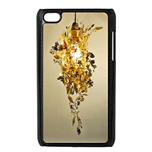 Generic Case Decorative Lighting For Ipod Touch 4 SCV0603503