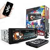Mp3 Player Automotivo Pioneer Mvh-X30Br 1 Din Usb Aux Rca Mp3 Am Fm Wma Bluetooth Smartphone Mixtrax, Pioneer, MVH-X30BR, Car Audio Or Theater, Preto
