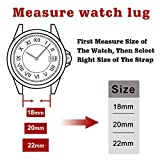 20mm Silicone Watch Bands Compatible with Samsung