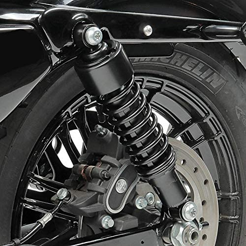 Craftride Shock Absorber Rear 11,9 for Harley-Davidson Sportster 883 Iron 09-20 black