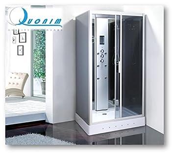 Box Douche Jacuzzi Cyclamen 110 X 90 Cm Rectangulaire Lumiere