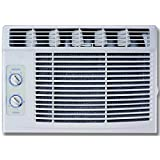 Kitchen & Housewares : RCA 5,000 BTU 115V Window Air Conditioner with Mechanical Controls