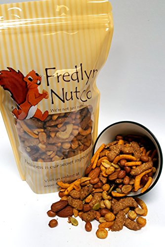 Cajun Nut Mix - 2