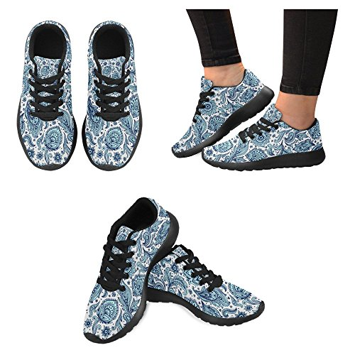 Lightweight Jogging Sneaker Women Walking Running InterestPrint Multi Go Casual Womens 2 Sports Shoes Easy Running For qIRwWgAn